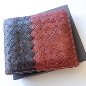 Bottega Vaneta Men's bi-fold Wallet